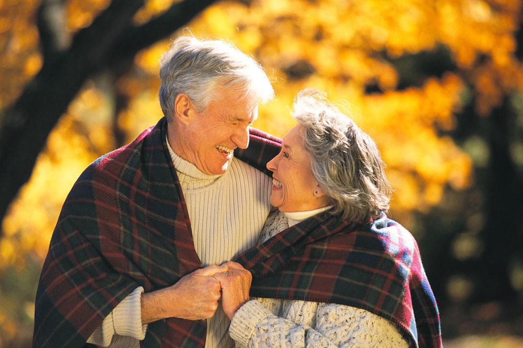 К Международному дню пожилых людей в цприн