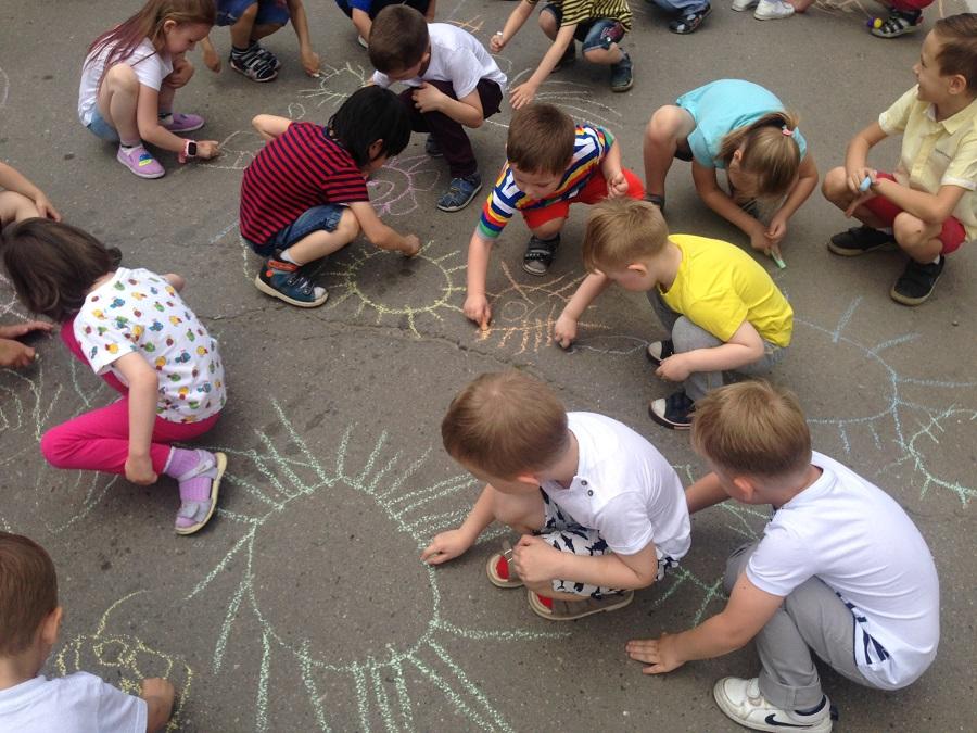 Международный день защиты детей в цприн